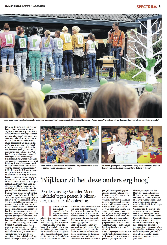Artikel Brabands Dagblad#3