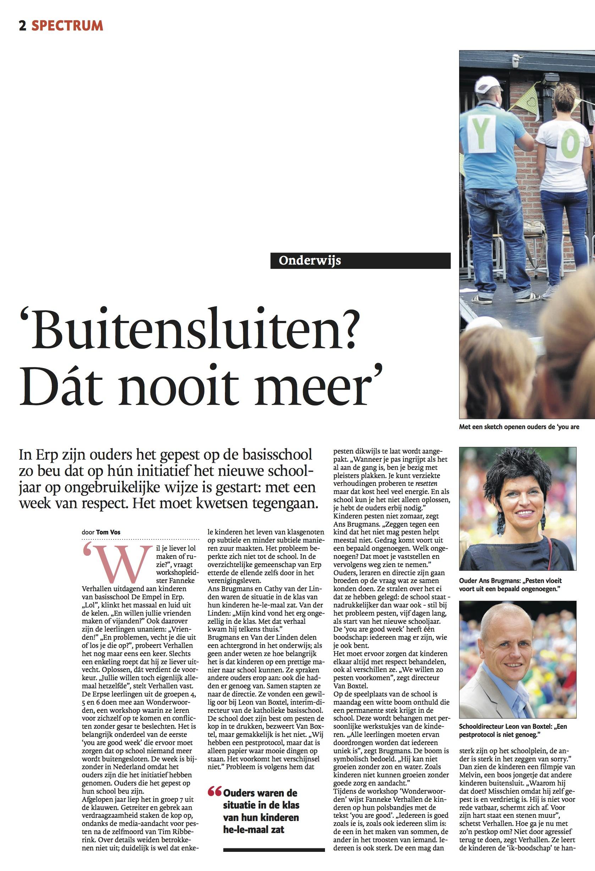 Artikel Brabants Dagblad#2